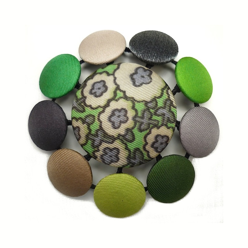 Broches pastilles 7