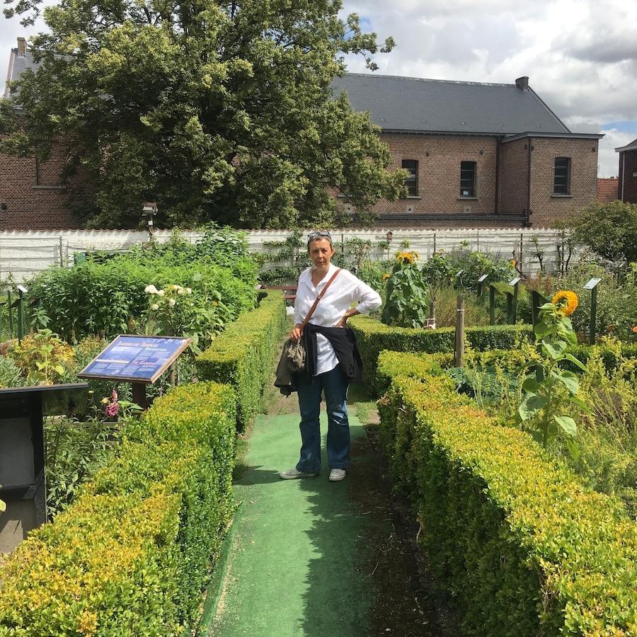 Jardins à Bruxelles 1