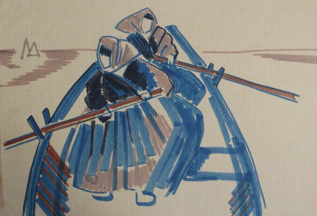 Stage de peinture à Dinan 9
