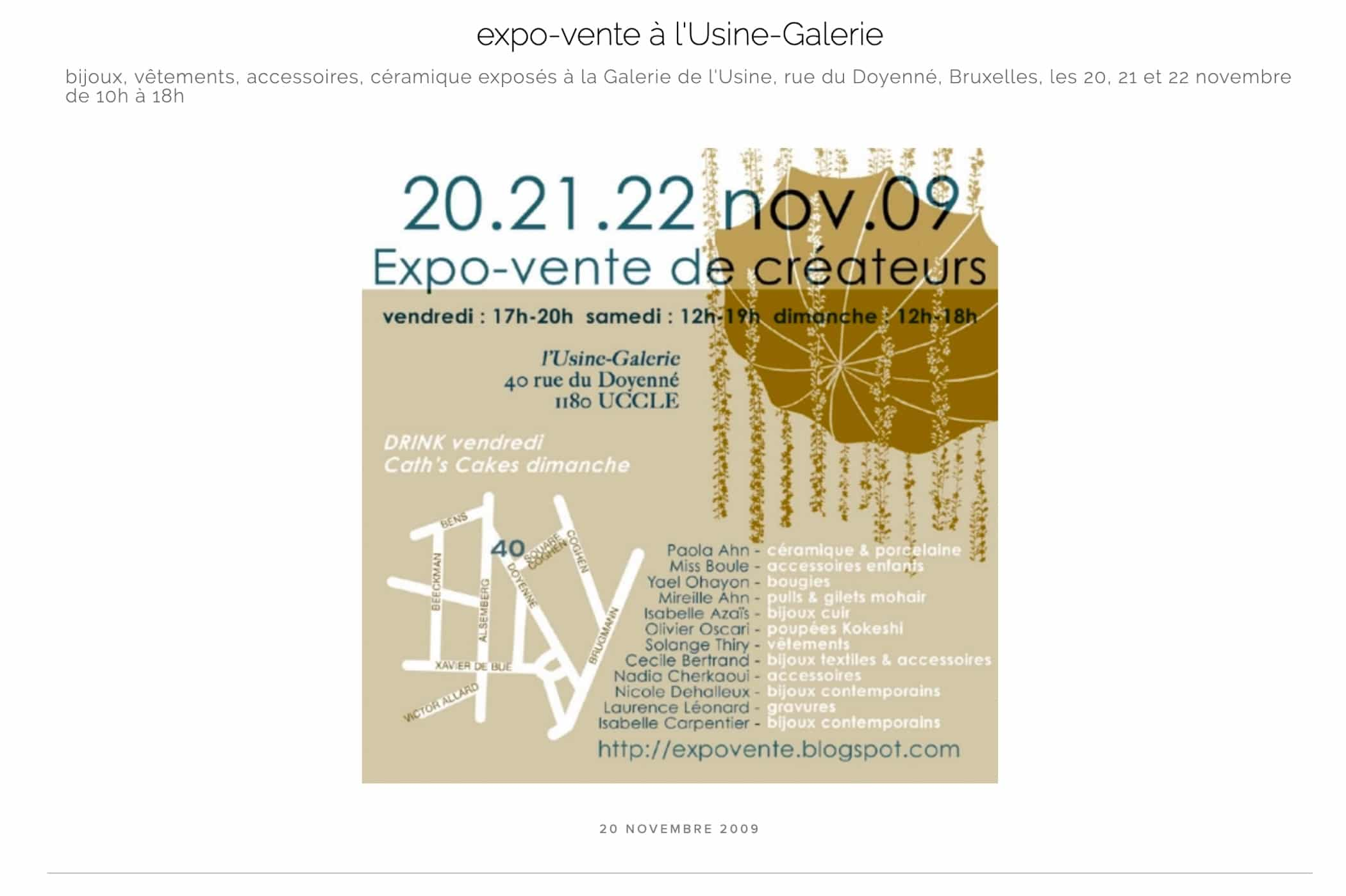 expositions 50