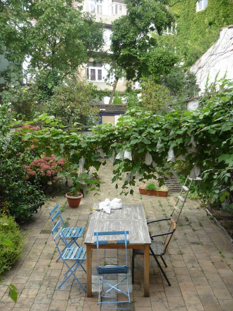 Jardins à Bruxelles 4