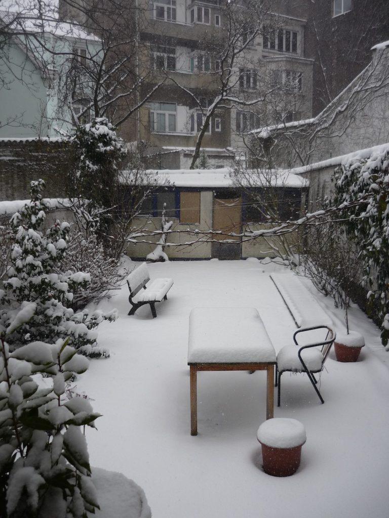 Jardins à Bruxelles 19
