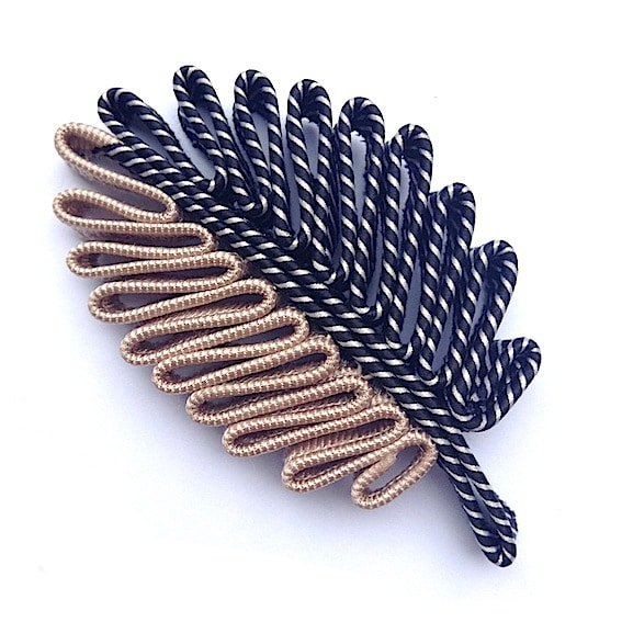 Broches plume 3