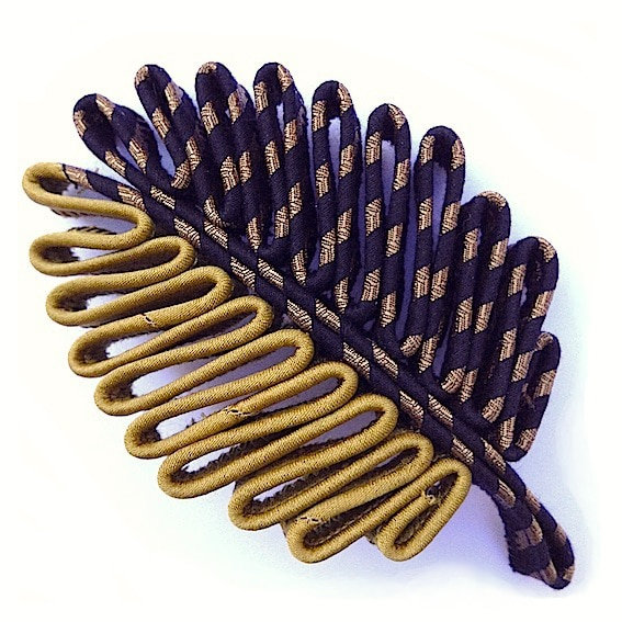 Broches plume 6